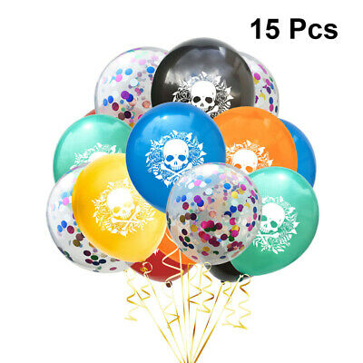 15pcs Balloon Prop Beautiful Funny Decor Balloons for Party Featival Gathering