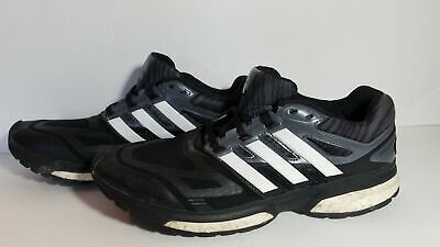 Adidas Response Boost Men's Running Shoes US Size 8 Black Trail 887780066149