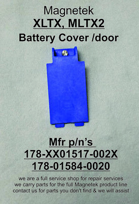 Magnetek Battery Holder Cover Door - radio remote control TX model MLTX2 & XLTX