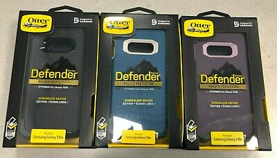 Samsung Galaxy S10e Otterbox Defender Series Case Screenless Edition - NEW - OEM