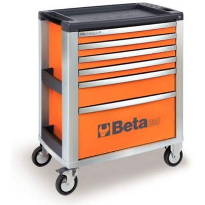 Beta Commode Chariot Port Outils avec 6 Tiroirs Outils Atelier C39/6