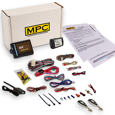 Complete 1-Button Remote Start Kit For 2004-2008 Acura TL -