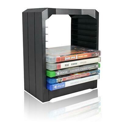 Multifunctional Universal Games & Blu Ray Storage Tower for Xbox One,PS4