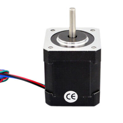 1.8 Degree NEMA 17HS19-2004S1 Stepper Motor For 3D Printer DIY CNC Robot nw