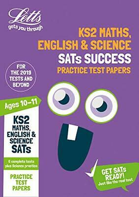 KS2 Maths, English and Science SATs Practice Test Papers: for the 2019 tests (,