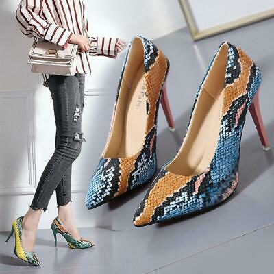 Women Bling Pointed Toe Pumps High Fashion High Heels 10cm Sexy Party Shoes