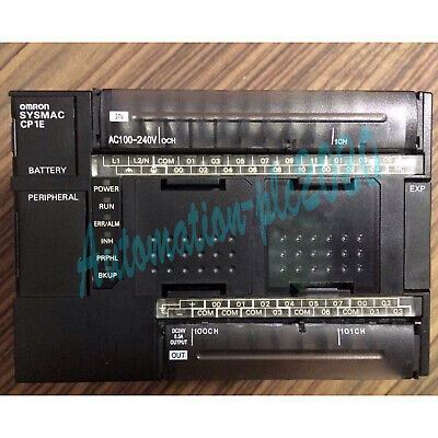 1PC USED Omron CP1E-N30DT-A PLC module tested it in good condition
