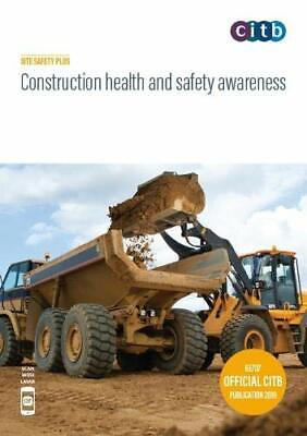 Construction health and safety awareness 2019: GE707/19 9781857514995 New..