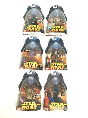 Star Wars Revenge of the Sith Action Figures - Choose Your Own - Vader Yoda etc