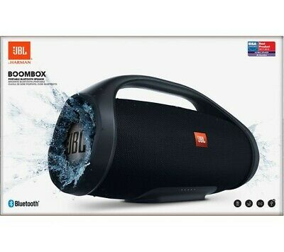 JBL Boombox Bluetooth Wireless Speaker -  Black