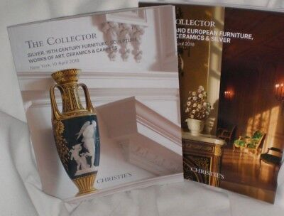 Christie's THE COLLECTOR English & European Furniture Fine art Silver April 2018
