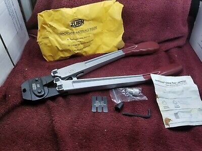 """ZURN QickClamp Crimping Tool  Large QCRTQCL 3/8"""", 1/2"""", 3/4"""", and 1"""""""