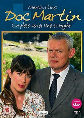 Doc Martin Series 1-8 Compete Boxed Set [DVD], New, DVD, FREE & FAST Delivery