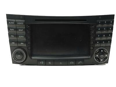 Radio Cd  Navi Mercedes-Benz A2118203297 BE7039 Harman Becker