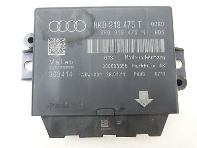 Control Unit ECU module PDC Park Assist Sensor for Audi A5 8T 07-12 8K0919475T