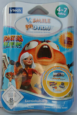 VTech V.smile Motion Lernspiel Monsters Vs. Aliens 3-D Gallerie 80-084444