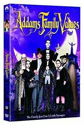 Addams Family Values (REGION 1 DVD New) 032429328915