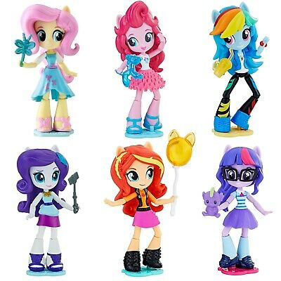 My Little Pony Equestria Girls Theme Park Collection Minis Dolls - Pick from 6