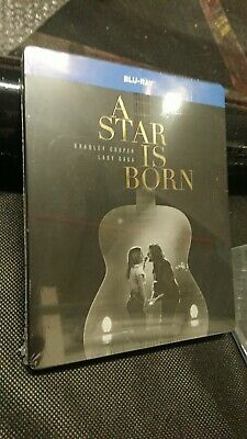 A STAR IS BORN / Blu-Ray Steelbook Neuf sous blister VF