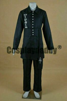 A Nameless Ghoul Cosplay Costume with cape MM.1519 Ghost Swedish band