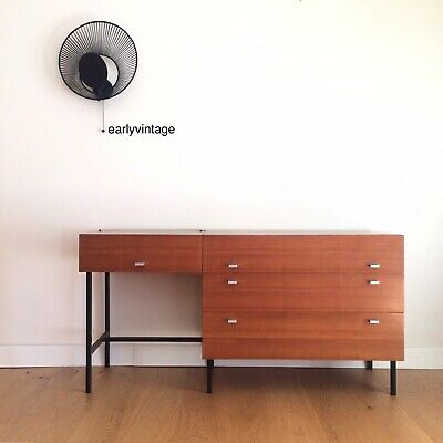 GUARICHE PIERRE MEUROP Commode Coiffeuse Moderniste Vanity Drawers FRENCH Design