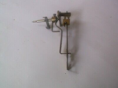 Escapement Leader Arm Etc  From An Old Smiths  Mantle Clock  Ref Vic 09