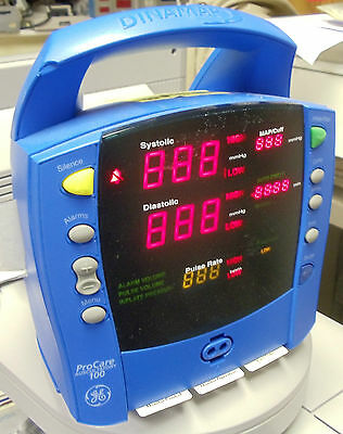 GE Procare 100 BP monitor