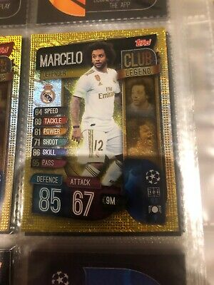 Match Attax 2019/20 19/20 100 Club/ Hat-Trick/ Centurion/ Legends/ Record Holder