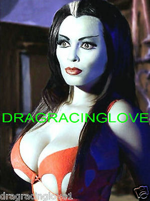 """Yvonne De Carlo """"The Munsters"""" """"Busty"""" """"Lily"""" 60s TV Show """"Pin Up"""" PHOTO! #(1)"""