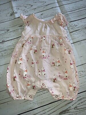 Baby Girls Ted Baker Pretty Rompersuit Outfit Clothes Bundle Debenhams