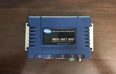 GE MDS 1st Generation iNet 900 MHz Unlicensed Access Point / Dual Remote Radio