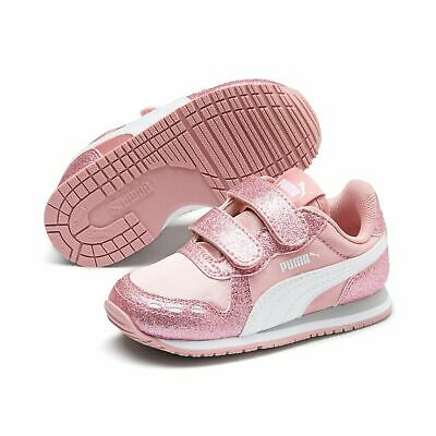 PUMA WHIRLWIND GLITZ V Inf Children Girls Shoes Sneaker