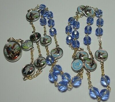 Angelic Crown of The Archangel Michael & Nine Choirs of Angels Chaplet Rosary