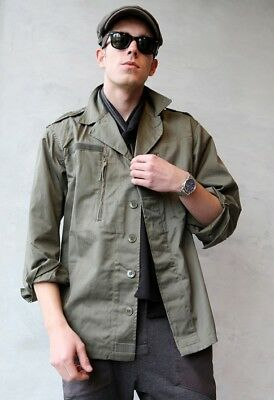 New French army F2 olive field jacket combat coat surplus military khaki