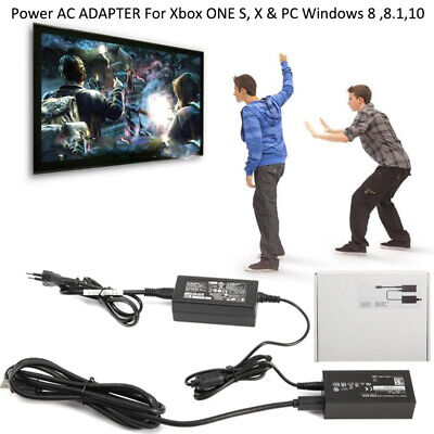 UK Plug USB 3.0 Adapter Xbox One S/X & Win 8/8.1/10 Stock For Kinect 2.0 Sensor