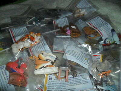 Yowies Series 8 / Forgotten Friends / Full Set Of 30,  Rare Papers / Rare Yowies