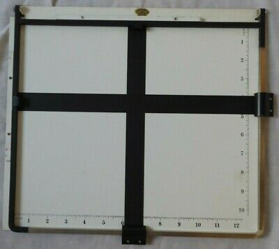 Gnome Enlarging Easel Mask / Masking Frame. 12x10in  Boxed   Excellant Condition
