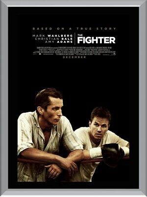 The Fighter Movie - Wahlberg - Bale A1 To A4 Size Poster Prints