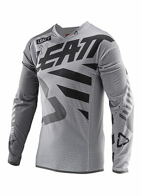 2019 LEATT GPX 5.5 ULTRAWELD STEEL GEAR SET COMBO *FREE JERSEY CUSTOMIZATION*