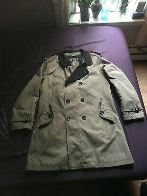 Phineas Cole/ Paul Stuart Double Breasted Coat