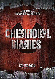 Chernobyl Diaries [Blu-ray], New, DVD, FREE & FAST Delivery