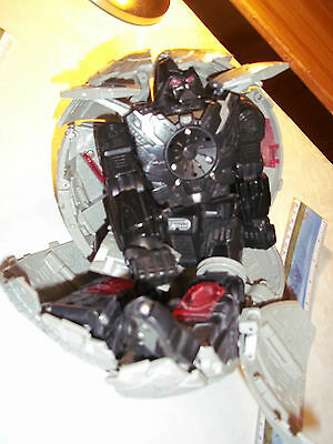 2007 Hasbro Transformers Star Wars Darth Vader Death Star, Incomplete -Free Ship