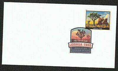 US 5347 Priority Mail Joshua Tree DCP FDC 2019