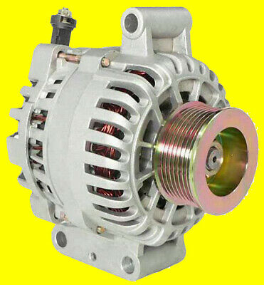 NEW ALTERNATOR HIGH OUTPUT 220 Amp 7.3L Diesel FORD F350 TRUCK 02 03 /EXCURSION