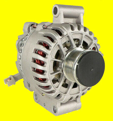 NEW ALTERNATOR HIGH OUTPUT 160 Amp 2.0L 2.3L FORD FOCUS 05 06  MANUAL TRANS