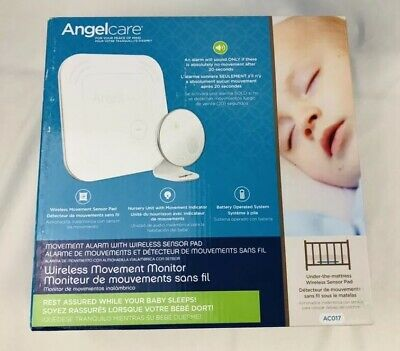 Angelcare Ac017 Wireless Movement Monitor