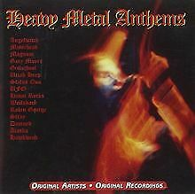 Heavy Metal Anthems von Various Artists | CD | Zustand gut