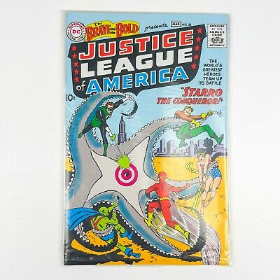 BRAVE and the BOLD #28 Comic Justice League 1st Appearance Loot Crate REPRINT