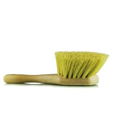 Chemical Guys Stiffy Brush for Carpets & Durable Surfaces – Yellow