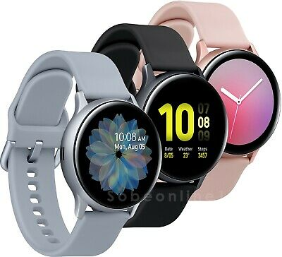 Samsung Galaxy Watch Active 2 SM-R820 44mm Bluetooth Water-Resistant Smart Watch